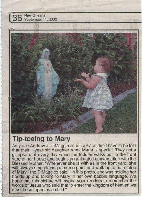 [image: Little Anna and Mother Mary]